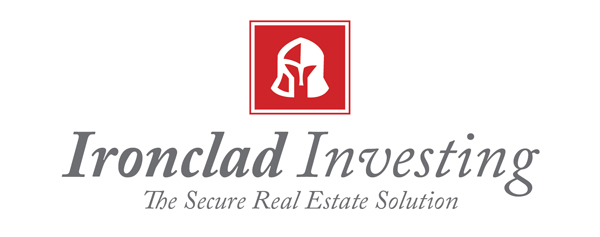 Ironclad Investing Logo Designed by Julie Mendez