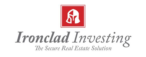 Ironclad Investing Logo Designed by Julie Mendez