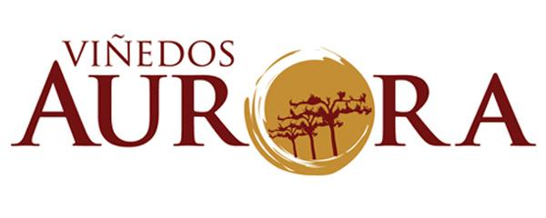 Viñedos Aurora Wine Logo Designed by Julie Mendez