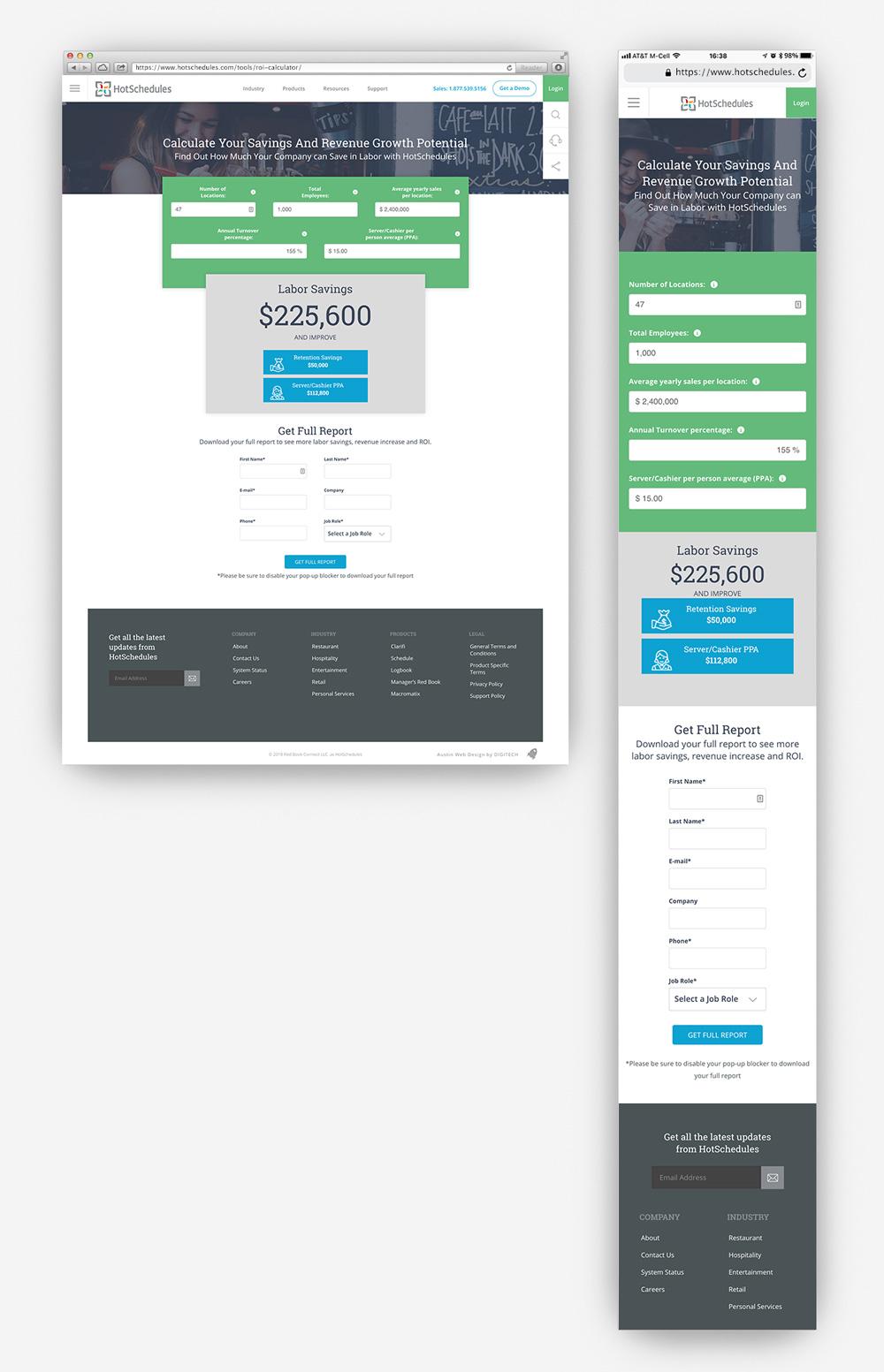 HotSchedules_ROI_Calculator_Responsive_Design_by_Julie_Mendez1